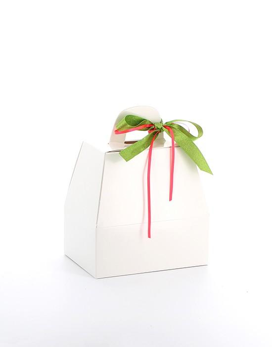 Boîte polyvalente Blanche vernis