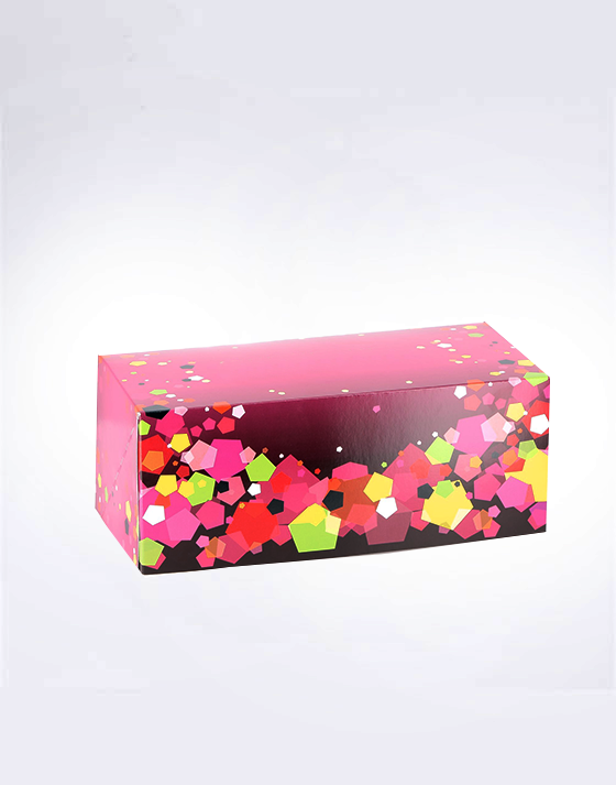 Boîte bûche Ultraviolet