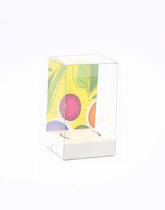 Boîte oeuf Tulipes