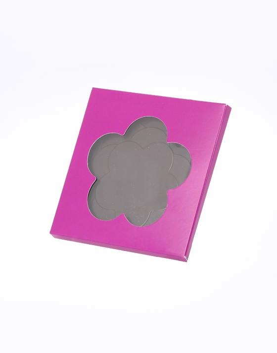 Etui tablette chocolat Camélia
