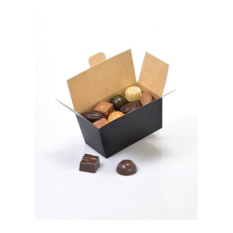 Populaire Ballotin vide chocolat | Boites de chocolat - Emballage chocolat  YV93