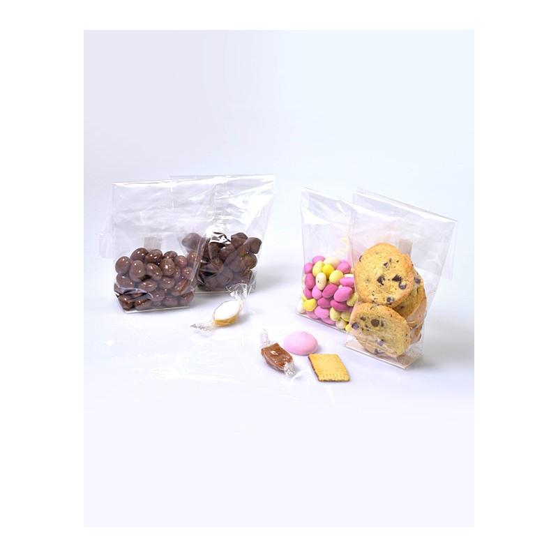 sachet confiserie transparent emballage pour confiserie et bonbons. Black Bedroom Furniture Sets. Home Design Ideas