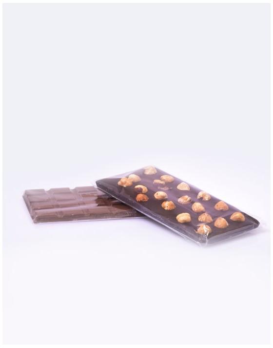 Etui cello Tablette Chocolat