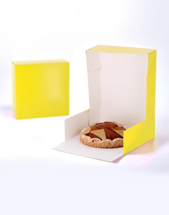 Boîte pâtissière Cédrat