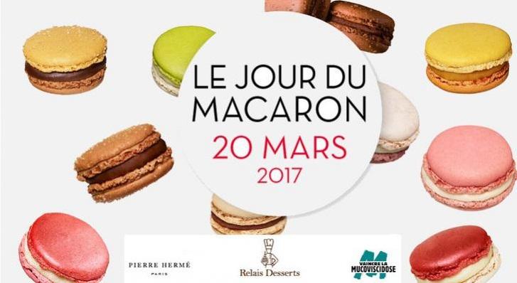 20 Mars - Jour du macaron