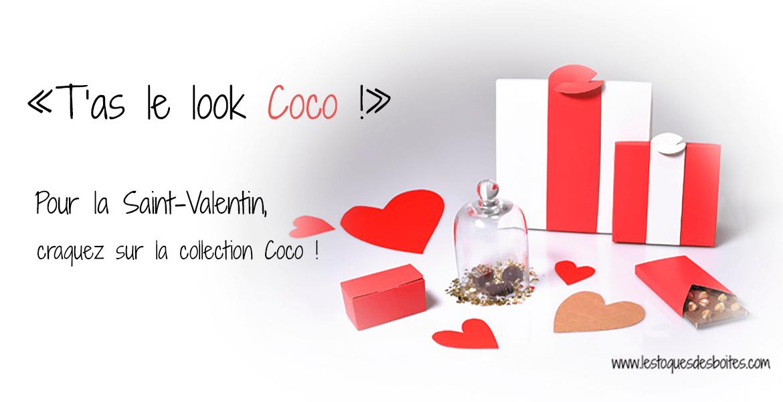 Craquez pour la collection Saint-Valentin !